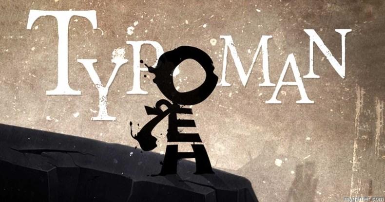 Typoman Coming to Xbox One Typoman Coming to Xbox One Typoman banner