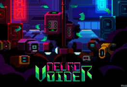 Neurovoider Xbox One Review Neurovoider Xbox One Review with Stream Neurovoider banner