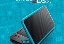 Nintendo 2DS XL Nintendo to Launch New Nintendo 2DS XL Portable System on July 28 Nintendo to Launch New Nintendo 2DS XL Portable System on July 28 2DSXL 1