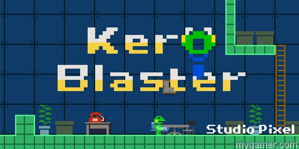 Kero Blaster, Made by Cave Story's Creator, Is Now On PS4 Kero Blaster, Made by Cave Story's Creator, Is Now On PS4 Kero Blaster banner