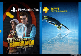 Playstation Plus free May 2017