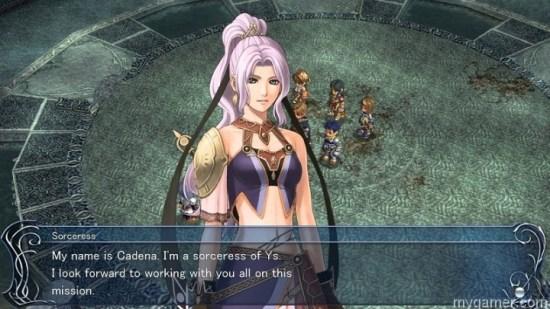 Ys Origin PS4 Review Ys Origin PS4 Review Ys Origin dialog