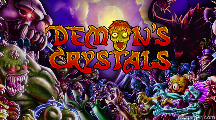 Demon Crystals Trailer Shows Off Twin-Stick Gameplay Demon Crystals Trailer Shows Off Twin-Stick Gameplay Demons Crystals