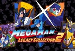 Mega Man Legacy Collection 2 banner