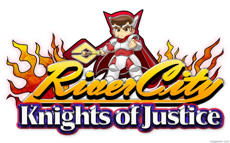 River City Knights 3DS