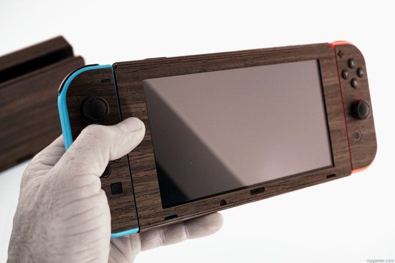 [object object] Add Wood Paneling To Your Console With Toast Toast Switch 1