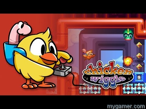 [object object] Did You See the Chicken Wiggle Level Editor? Chicken Wiggle banner