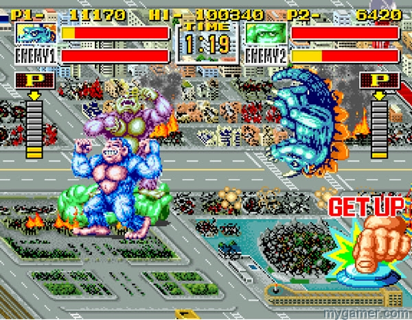 [object object] More NEOGEO Games Just Re-Released on New Gens NEOGEO KING OF THE MONSTERS