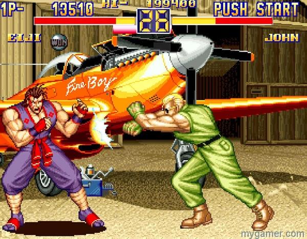 NeoGeo Art of Fighting2