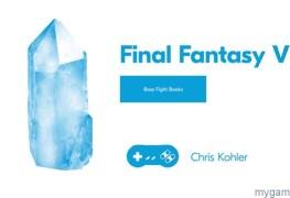 Final Fantasy V Boss Fight Books