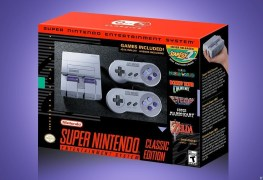 the hunt for a snes classic is already out of control The Hunt For A SNES Classic is Already Out of Control SNES Classic box