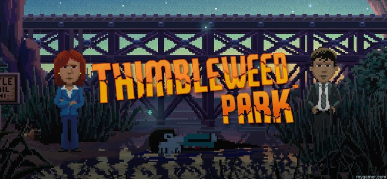 thimbleweed park coming to ps4 in aug, switch in sept Thimbleweed Park Coming to PS4 in Aug, Switch in Sept Thimbleweed Park