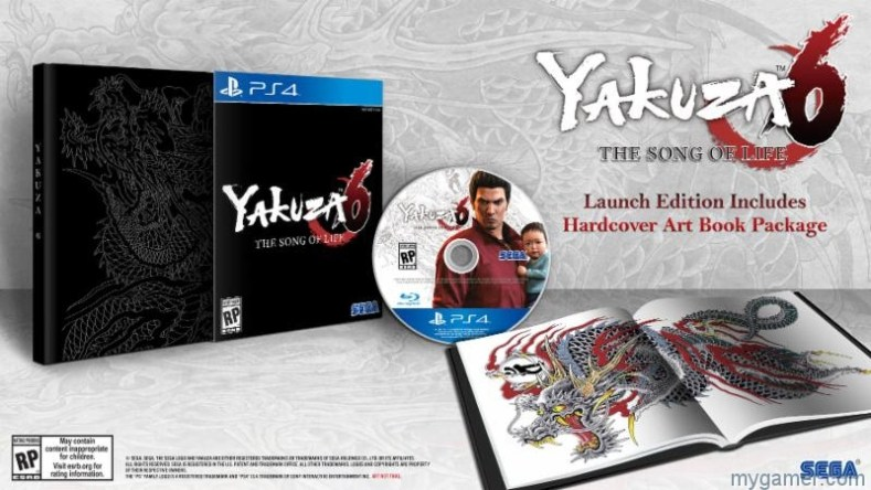 yakuza 6: the song of life arriving march 2018 Yakuza 6: The Song of Life Arriving March 2018 Yakuza 6 bundle