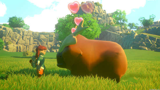 [object object] Yonder: The Cloud Catcher Chronicles PS4 Review with Stream Yonder  The Cloud Catcher Chronicles   Screen 02
