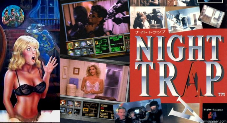 night trap set to rerelease on new gens physically and digitally Night Trap Set to ReRelease on New Gens Physically and Digitally night trap