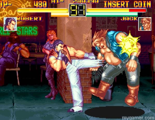 Art of Fighting sc2