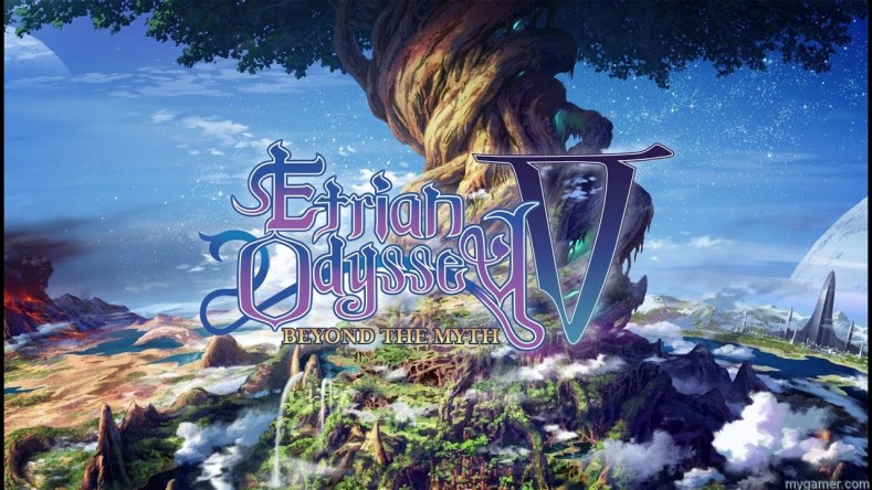 etrian odyssey v: beyond the myth free demo now available on 3ds eshop Etrian Odyssey V: Beyond the Myth Free Demo Now Available on 3DS eShop Etrian Odyssey V Beyond the Myth banner