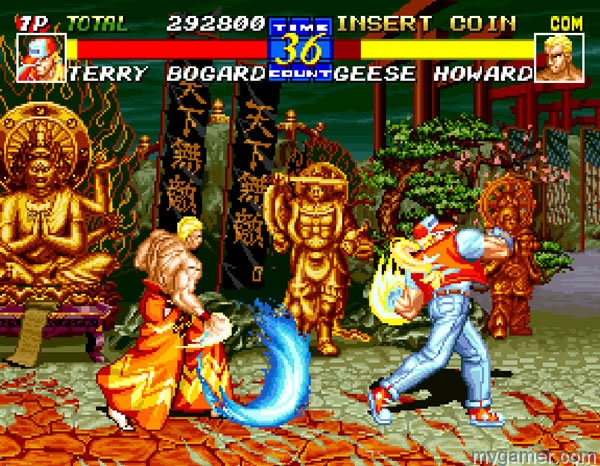 here are the latest neogeo games to hit consoles Here Are the Latest NEOGEO Games to Hit Consoles Fatal Fury 3 NeoGeo