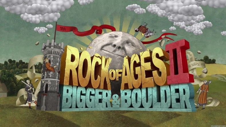 rock of ages 2: bigger and boulder xbox one review Rock of Ages 2: Bigger and Boulder Xbox One Review Rock of Ages 2 banner