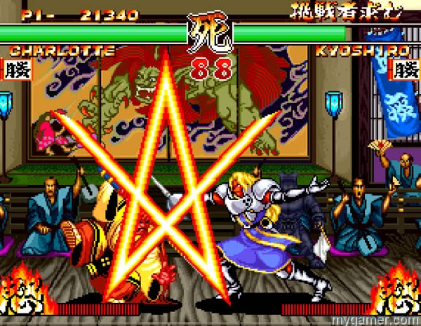 this week's neogeo releases on new gens This Week's NEOGEO Releases on New Gens SAMURAI SHODOWN II