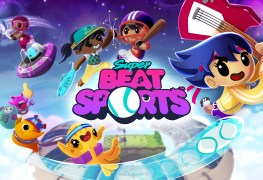 super beat sports switch trailer plays baseball to music Super Beat Sports Switch Trailer Plays Baseball to Music Super Beat Sports banner