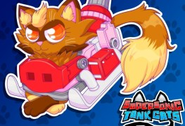 supersonic tank cats is just as crazy as it sounds SUPERSONIC TANK CATS Is Just As Crazy As It Sounds supersonic tank cats