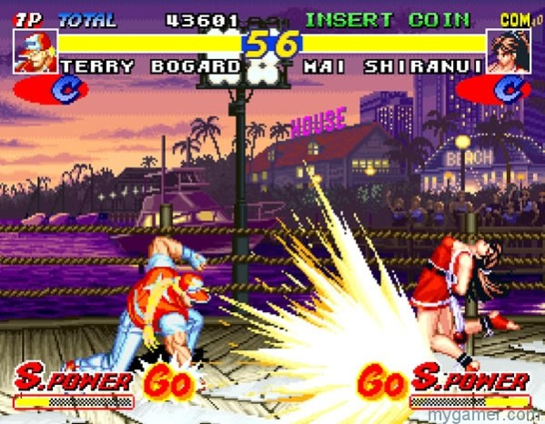 here are the latest neogeo games releasing on new gens Here Are The Latest NeoGeo Games Releasing on New Gens REAL BOUT FATAL FURY