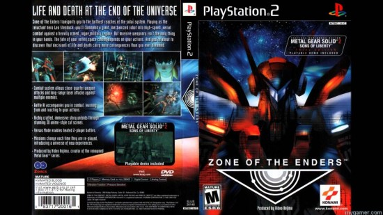 you know what sucks… collector editions need to be better You Know What Sucks… Collector Editions Need to be Better Zone of the Enders cover