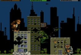 new rampage movie trailer stars the rock New Rampage Movie Trailer Stars The Rock Rampage
