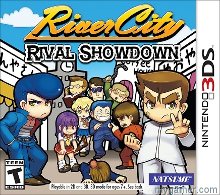 river city: rival showdown now available on 3ds River City: Rival Showdown Now Available on 3DS River City Rival Showdown