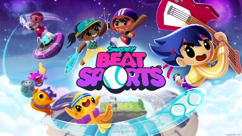 super beat sports now on switch eshop Super Beat Sports Now on Switch eShop Super Beat Sports Switch banner
