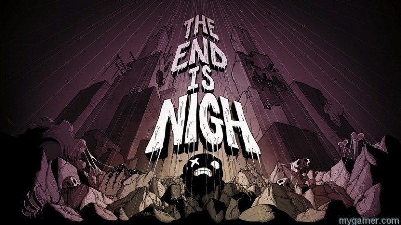 The End is Nigh title