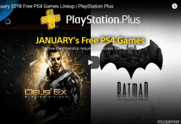 playstation plus: free games for january 2018 PlayStation Plus: Free Games for January 2018 PS Jan 2018 Free