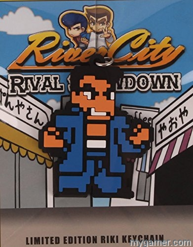 river city: rival showdown 3ds review River City: Rival Showdown 3DS Review River City Rival showdown keychain