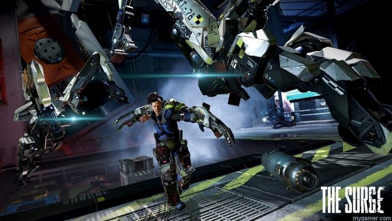 the surge xbox one review The Surge Xbox One Review The Surge banner