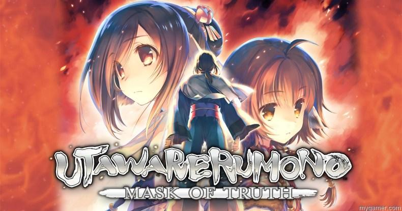 Utawarerumono mask of truth