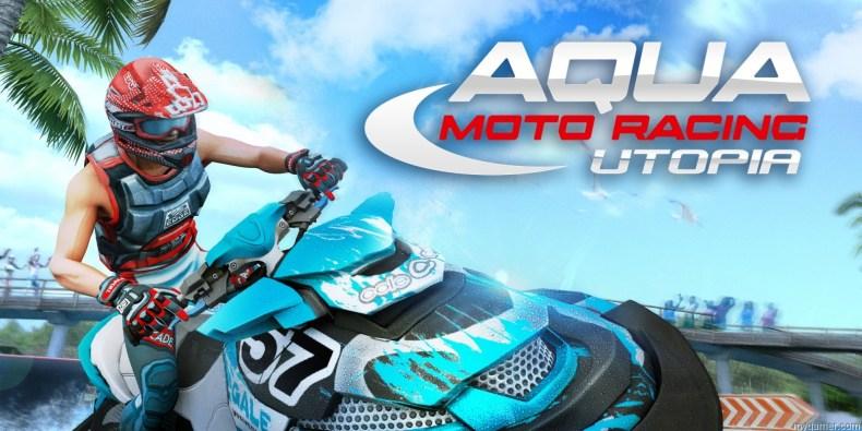 Aqua Moto Racing Utopia banner