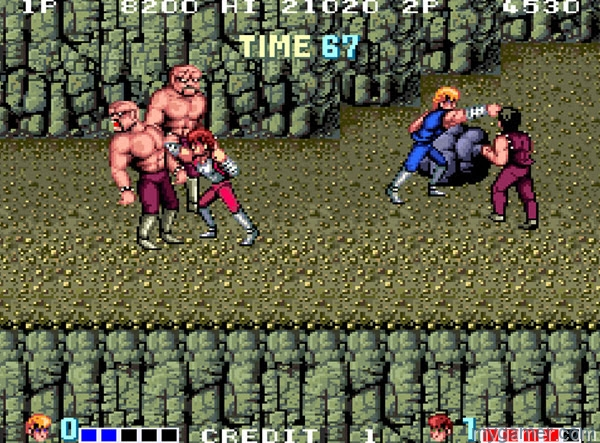 double dragon the arcade version now available on switch Double Dragon the arcade version now available on Switch Double Dragon arcade 2