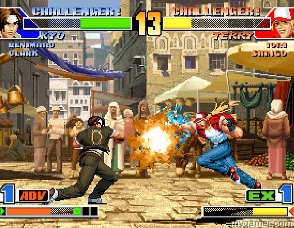 hamster releases a couple of aca neogeo fighting games this week Hamster Releases a couple of ACA NEOGEO Fighting Games this week KoF 98