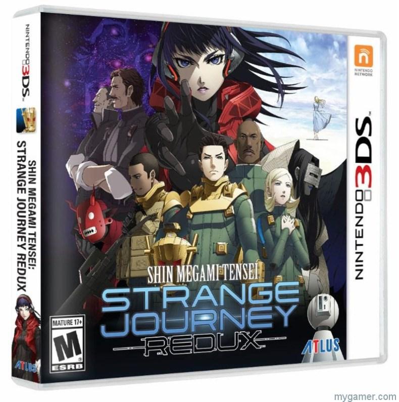 here's when shin megami tensei: strange journey redux 3ds will launch Here's When Shin Megami Tensei: Strange Journey Redux 3DS Will Launch Shin Megami Tensei Strange Journey Redux box