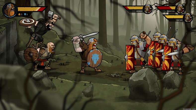 wulverblade is a new co-op brawler about to launch on pc, ps4, and xbox one Wulverblade is a new co-op brawler about to launch on PC, PS4, and Xbox One WULVERBLADE