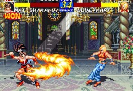 two neogeo fighting games released this week Two NEOGEO Fighting Games Released This Week NEOGEO FATAL FURY 3