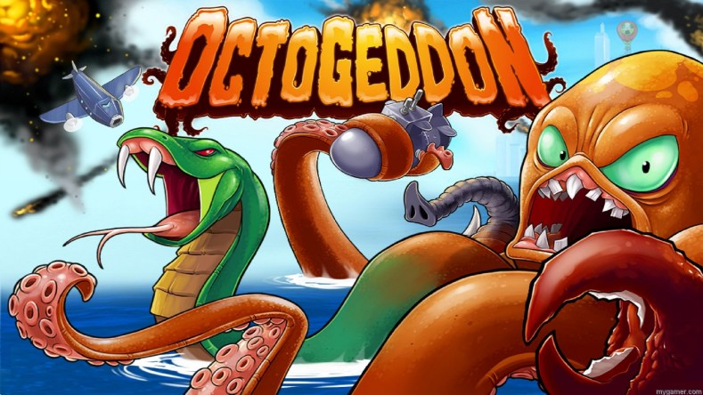 Octogeddon Screenshot 1