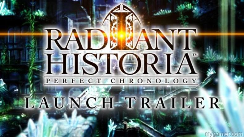 Radiant Historia launch banner