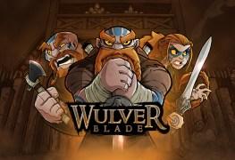 Wulverblade Main Characters with logo