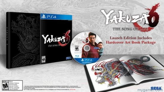 yakuza 6: the song of life prologue demo out now, wants you to take selfies Yakuza 6: The Song of Life Prologue Demo Out Now, Wants You to Take Selfies Yakuza 6 The Song of Life pre order