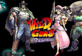 wild guns reloaded out now on switch Wild Guns Reloaded Out Now on Switch wildgunsreloadedart