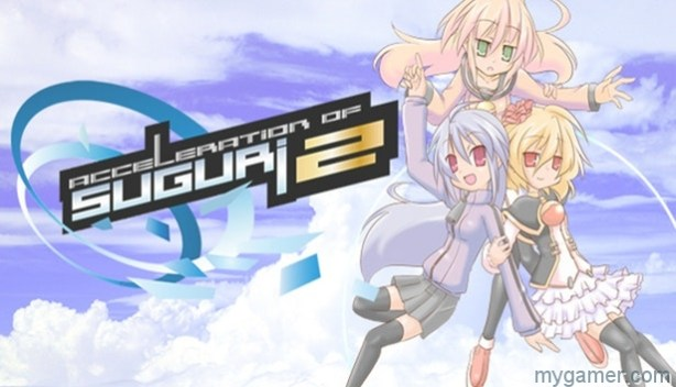 mygamer visual cast: acceleration of suguri 2 pc MyGamer Visual Cast: Acceleration Of SUGURI 2 PC Acceleration Of SUGURI 2