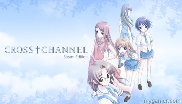 cross†channel getting official localized release on steam CROSS†CHANNEL Getting Official Localized Release on Steam Cross channel steam edition banner