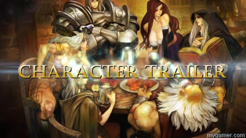 dragon's crown pro character trailer here Dragon's Crown Pro Character Trailer Here Dragons Crown Pro char trailer